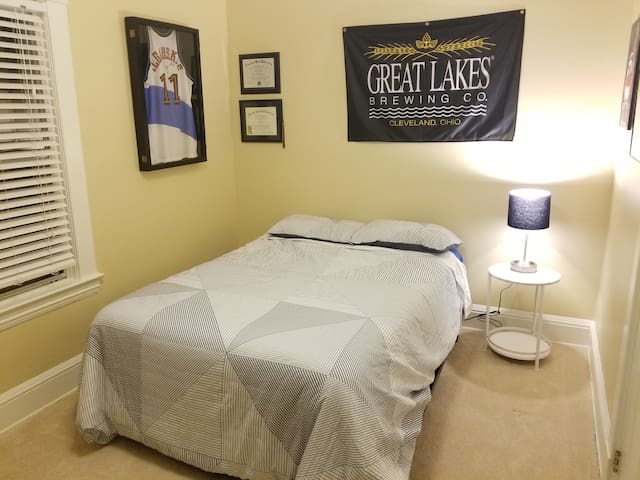 Cozy Guest Room In Tremont - 5 Mins From Downtown