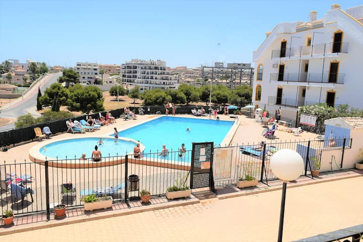 Molino Blanco Apartment 9 - (South Facing nr pool)