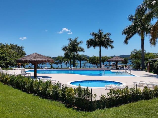 Apartamento no magnífico Porto da Lagoa Resort