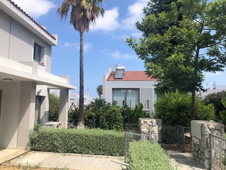 SMART VILLA WITH POOL AND FITNESS  IN KYRENIA