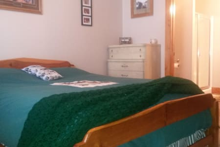 Queen bed with private bath - Swan Valley - Casa