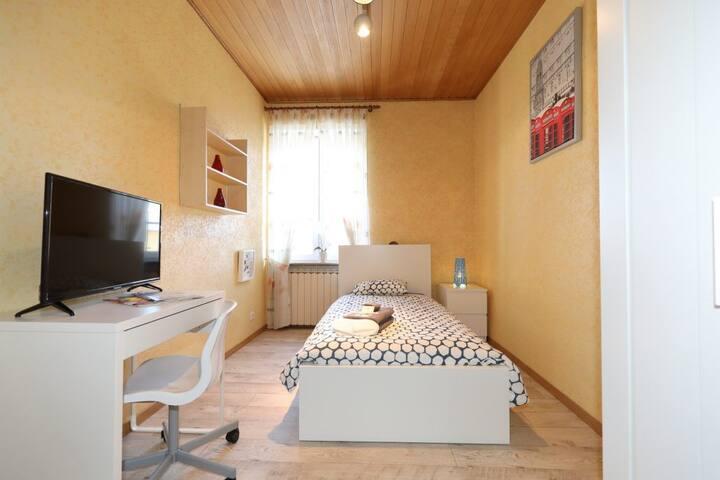 Chambre dans une maison à Luxembourg Gasperich