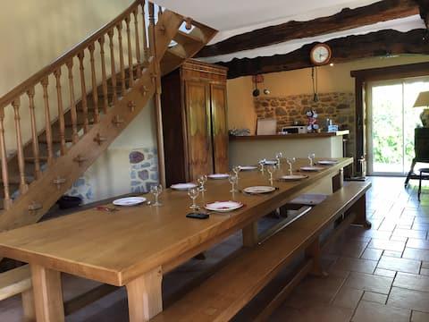 Maison de campagne Village de charme  Longaulnay