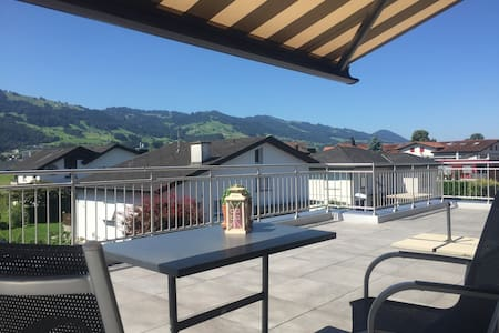 apartment in a quiet location with pool - Wangen - Appartement