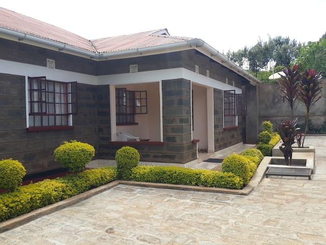 Regency Guest Homes, Nyeri.