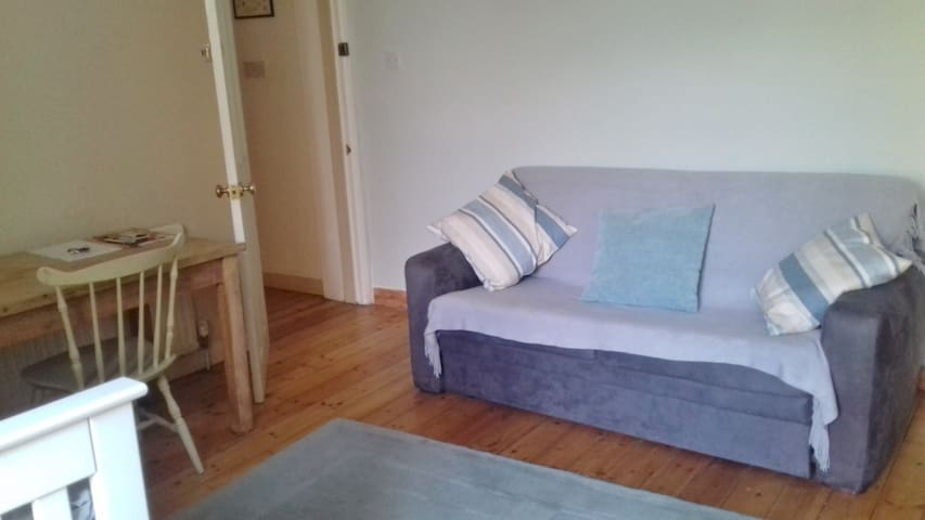 Single bedroom sofa