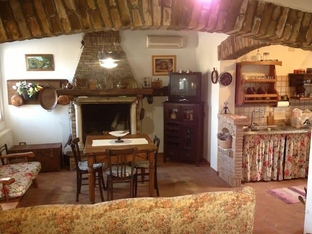 RUSTICO NEL CUORE DEL #DELTA DEL PO - Porto Viro - Maison