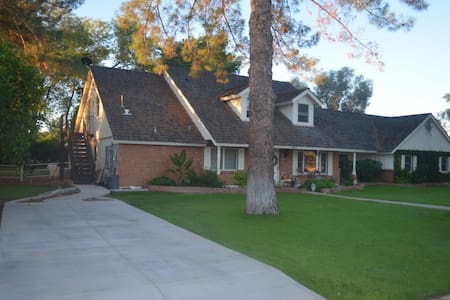 Charming Carriage House in Gilbert