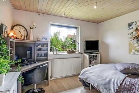 Pleasent Private Room in Copenhagen - Glostrup