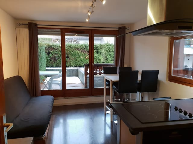 Appartement 4/6 pers aux Houches