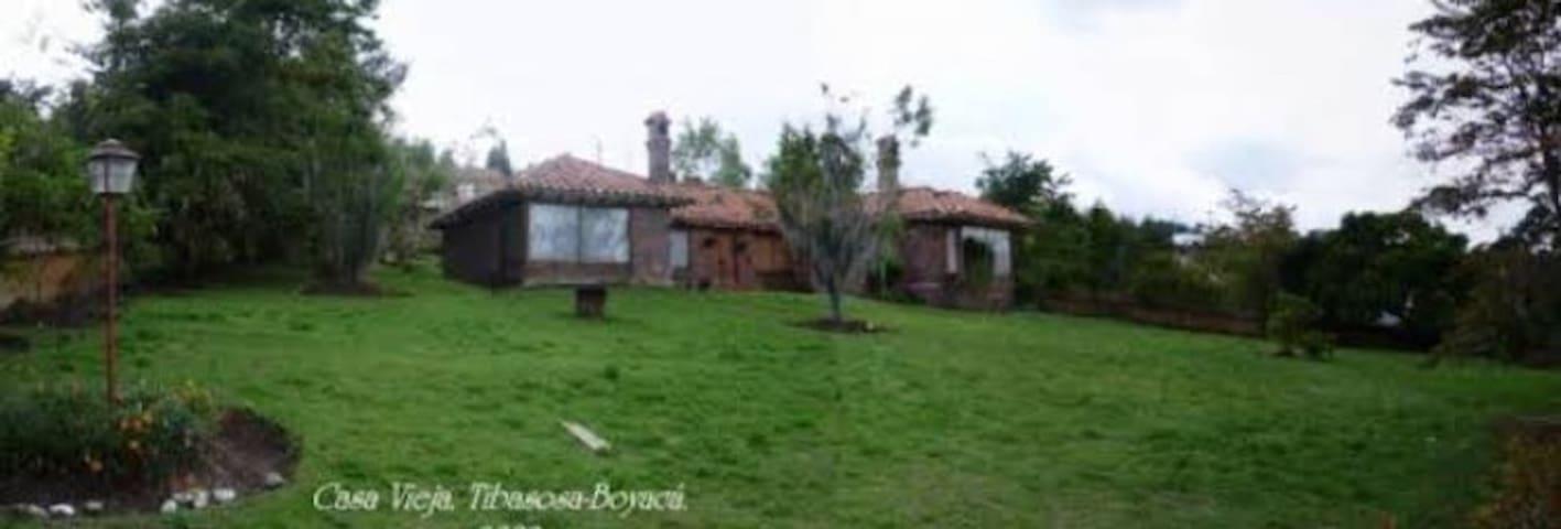 Casa Vieja , casa campestre , El Paraiso
