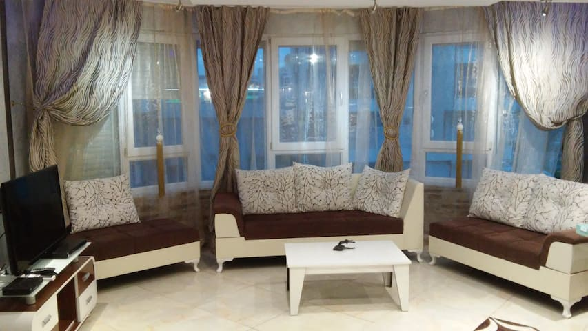 Apartment in Wonderfull location With Pool - Antalya - Apartament