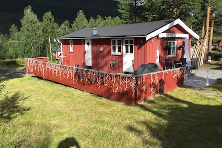 Cabin nearJunkerdal/Swedish border