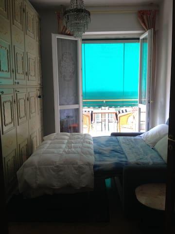 Notte e colazione a Rapallo (Ge) - Rapallo - Departamento