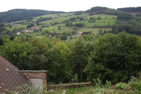 PETITE MAISON DE MONTAGNE ENTRE VICHY ET ROANNE - Arfeuilles