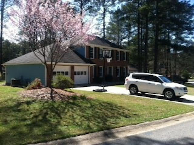 Vacation Home in Peachtree City - Peachtree City - Huis