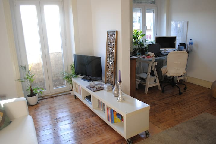 Charming apartment with good views - Lisboa - Appartement