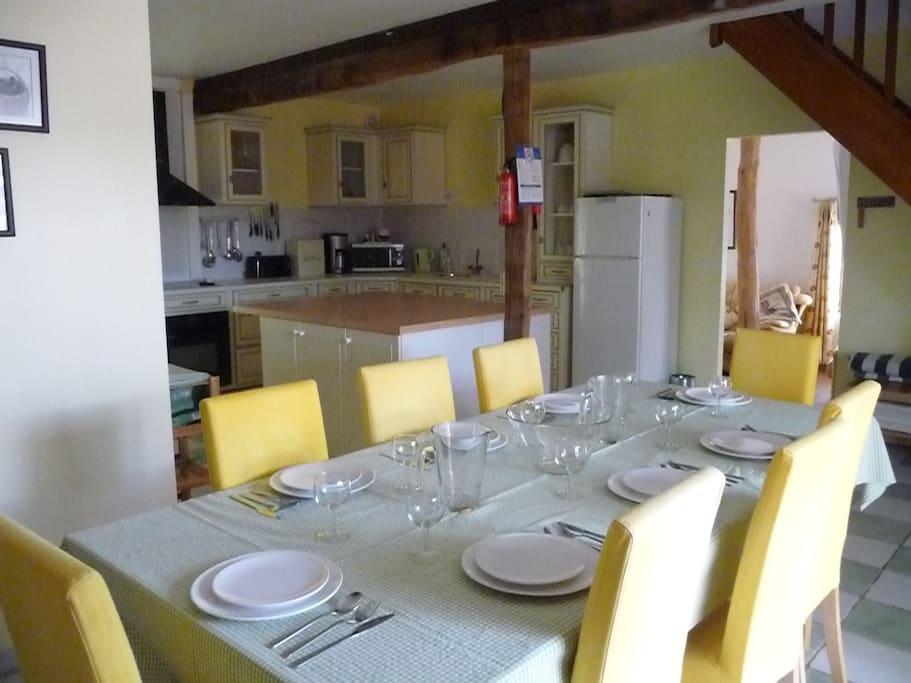 Kitchen -Diner