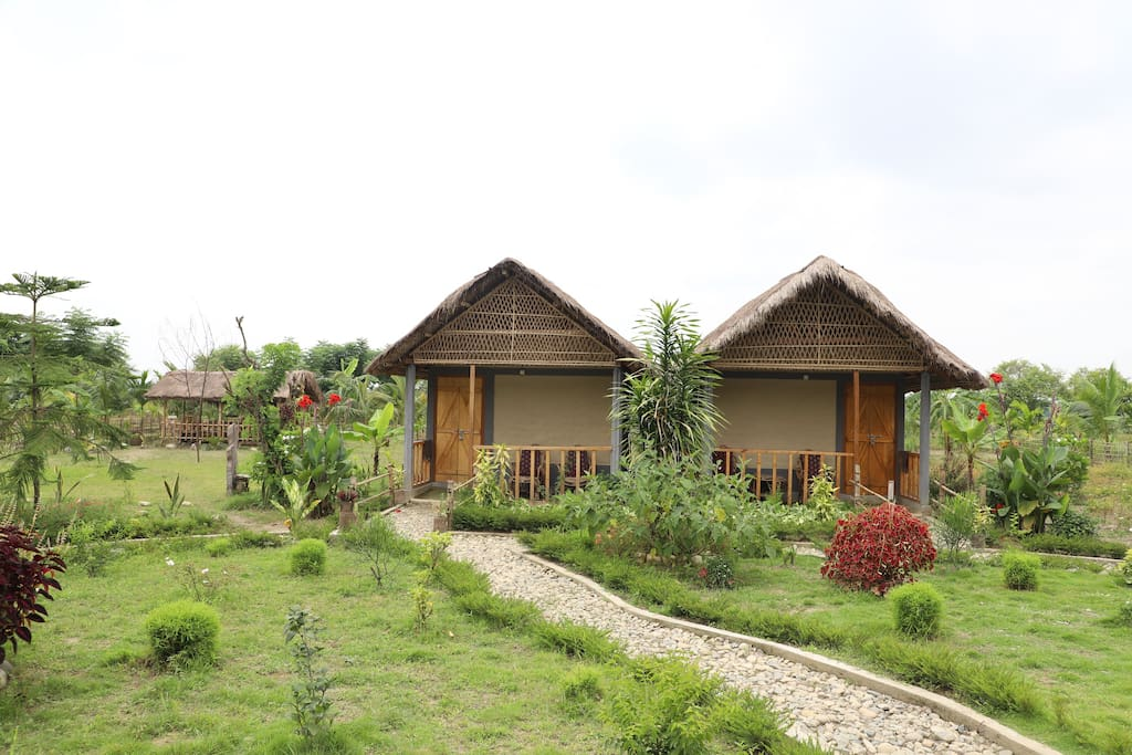 Assamese traditional Cottage