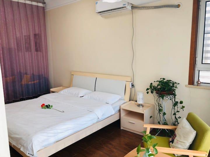 爱琴海 独立 精装一室