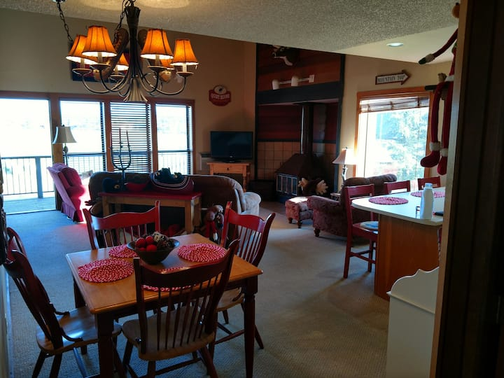 Colorado Condo ONLY $99/night (full kitchen & W/D)