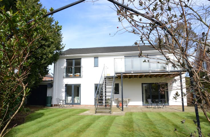 Quiet Hamble Village Location - Hamble-le-Rice - Apartamento