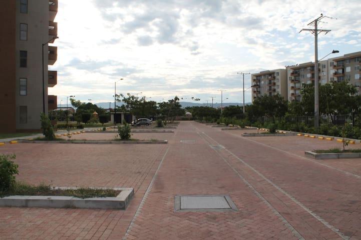 Parqueadero libre