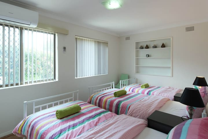 Garden FLAT for 5 people - Bexley - Apartment