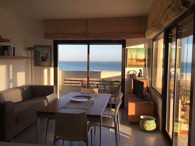 attico fronte mare - Pozzallo - Lägenhet