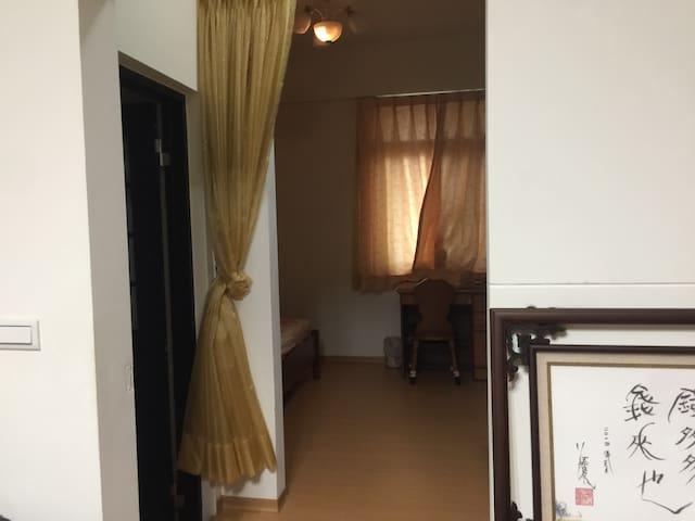 和風溫馨密月房(2樓)留下美好的入住回憶與完美假期!獨立浴室算窗外藍天好視野好空氣好寧靜(獨立浴室)