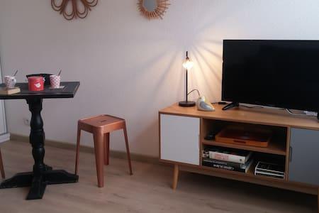 Studio rénové prox.Lille centre - Lille - Wohnung