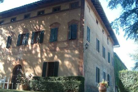 CASTELPUGNA VILLA CAMBI  CAMERA - Siena