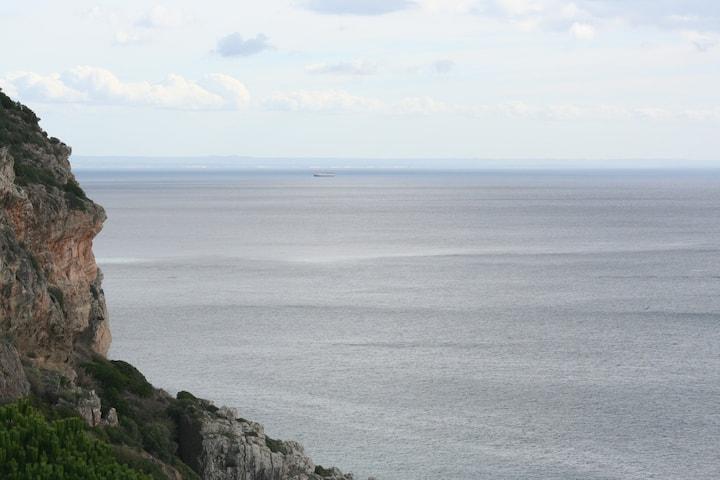 T0 com vista mar e acesso privativo à praia!