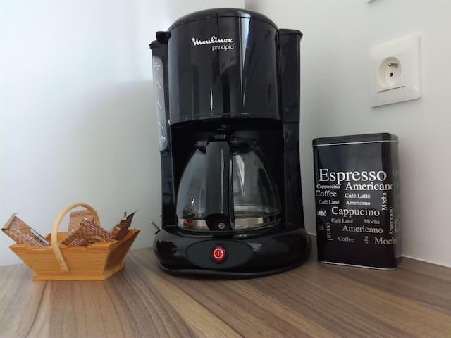 Cafetiere filtre