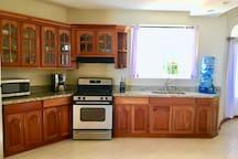 Lower Villa Kitchen