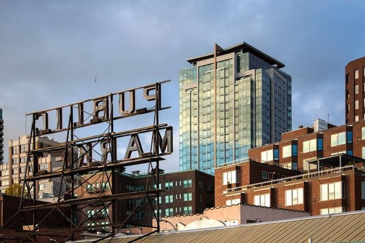 Pike Place Market Modern Tower - Seattle - Daire