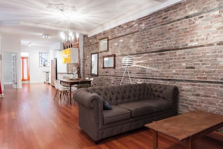 Downtown loft with 3 bedrooms