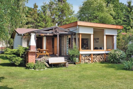 Holiday cottage with 3 bedrooms on 70m² in Nowe Warpno