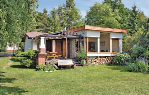 Beautiful home in Nowe Warpno with WiFi and 3 Bedrooms