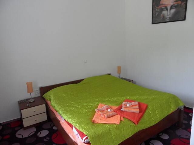 2-lůžkový pokoj v Penzionu Záložna v Mladé Vožici