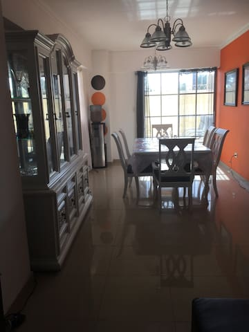 Spacious 2br/2bath in La Romana - La Romana - Daire