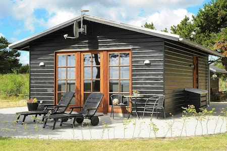 Cozy Cottage for 2 with Seaview in Blåvand
