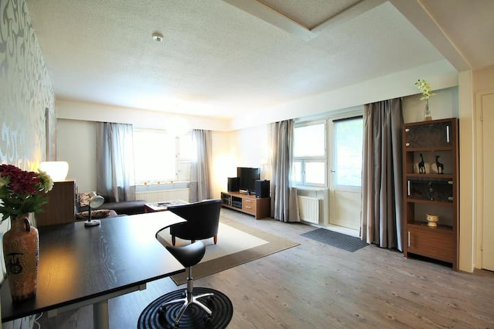 Spacious apartment a walking distance from center - Rovaniemi - Apartment