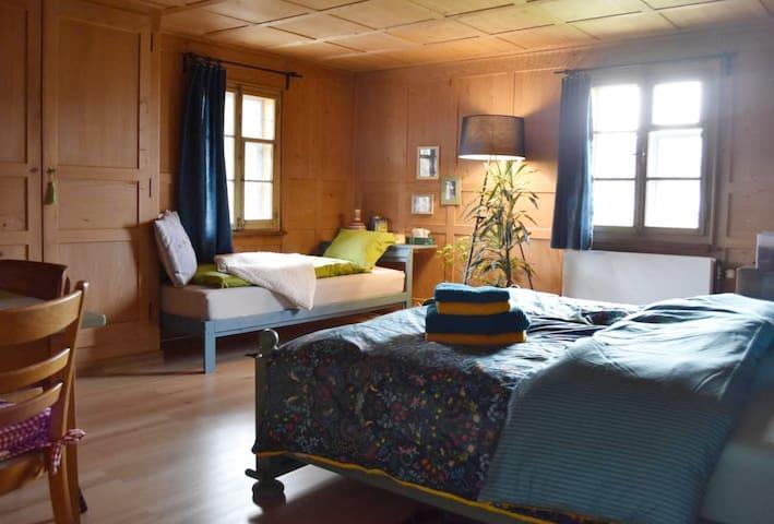 Zimmer Toni - Übernachten und Geniessen