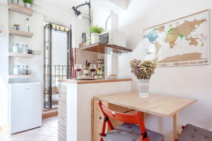 Mercato Fancy Studio near the Castle