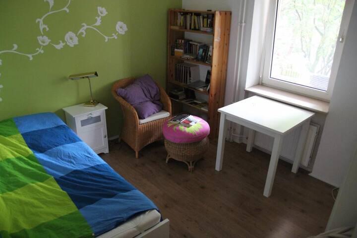 Möbliertes Zimmer in ruhiger Lage in Ottensen - Hamburgo - Apto. en complejo residencial