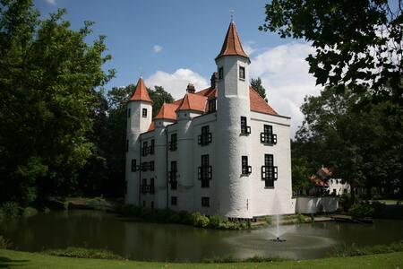 Kasteel Ter Leyen te Boekhoute - Assenede - Castle