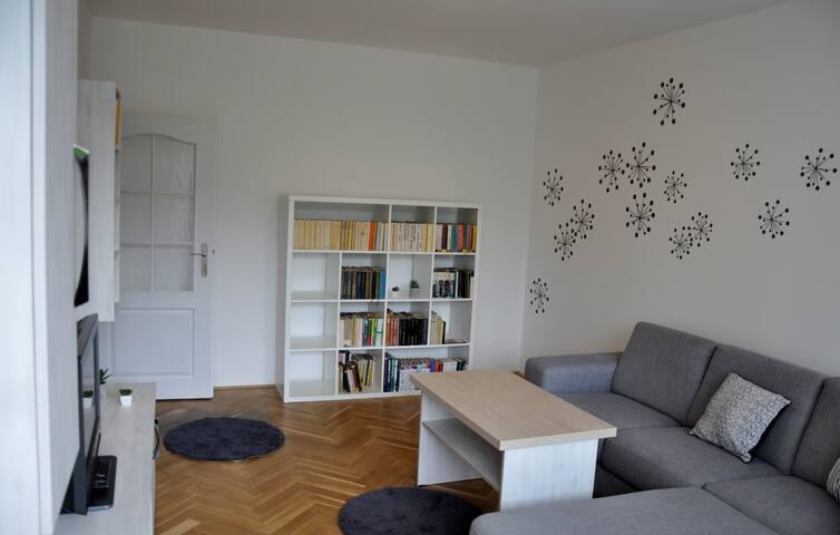 Byt nedaleko centra Karlových Varů