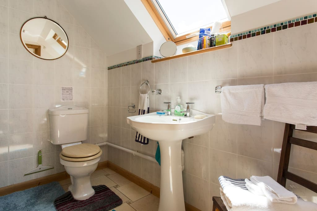 Your private en-suite Shower Room
