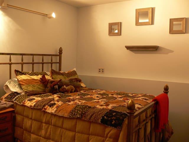 Moose Bedroom-First Level